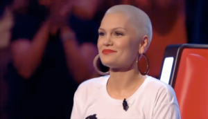 Jessie J on The Voice